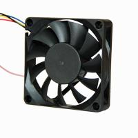 Buy cheap Small Radiator Dc Brushless Fan 12v 24v 70x15mm PBT Housing Material from Wholesalers