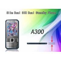 China Dual SIM Mobile Phones A300 on sale