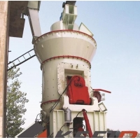 China 30t/H Cement Ac Motor 5000kw Vertical Raw Mill Machine and slag vertical mill factory