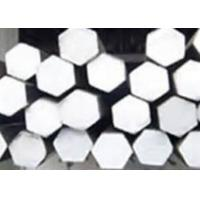 Buy cheap Hot or cold roll 300 Series Stainless Steel Hexagon Bar sand blasting , peeled , polishing from Wholesalers