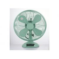 Buy cheap Copper 3 Speed 12 Inch Vintage Electric Fan CE CB 35W 4 Blade For Home from Wholesalers