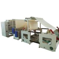 Buy cheap Automatic Towel Folding Machine With Embossing Action High Speed Feature from Wholesalers
