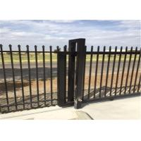 Buy cheap High Strength Tubular Hi Security Fencing Garrison Security Fencing With AU / NZS Standard from Wholesalers