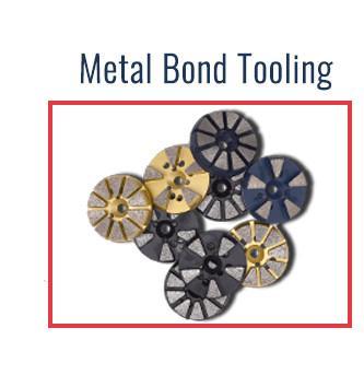 Metal Bond Toolings for concrete floor grinding