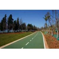 China Elastic EPDM Jogging Track Corrosion Resistant Recycled Clumb For Sidewalks factory