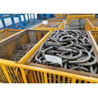 China ASTM A234 WPB S LR Elbow Steel Boiler Tubes / Carbon Forged Steel Elbow factory