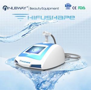 Buy cheap Best Ultrasound Cavitation Machine HIFU Liposonix Focused Ultrasound from Wholesalers