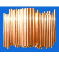 Buy cheap Steel Tubes Air Conditioning Copper Tubing For Heat Exchanger 9.53 * 0.7mm from Wholesalers