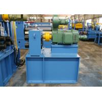 Buy cheap Light Gauge Aluminum Coil Slitter , Coil Slitting Machine High Frequency Long Running Time from Wholesalers