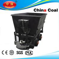 Buy cheap KFU1.2-6 Bucket-tipping Mine Car from Wholesalers