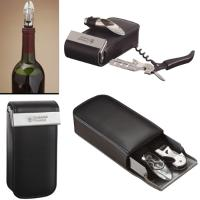 Premium 7-Piece Stainless Steel Wine Accessories