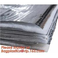 China Fire-retardant Multi-Layer Thermal Reflective Attic Insulation,Multi layers aluminum foil insulations for roofing, wall on sale