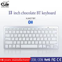 Buy cheap Multimedia Style and Stock Products Status bluetooth mini keyboard wireless for laptop from Wholesalers