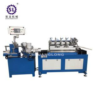 China Automatic high speed paper straw making machine factory