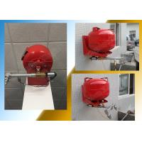 Quality Automatic HFC 227ea Fire Extinguishing System Of 40L Suspension Tank wholesale