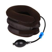 China Portable Medical Neck And Shoulder Brace , Neck Support Collar PVC Material factory