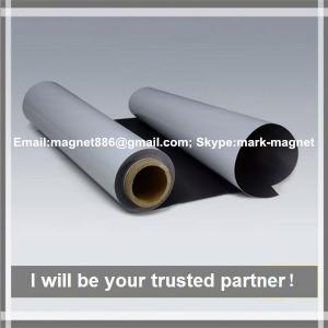 Buy cheap Magnetic sheet; Flexible rubber magnet roll Ez-Film Stee FF-9002SOL-3T340 Металлизированная пленка для офсетной печати from Wholesalers