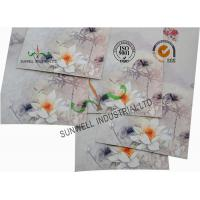 Buy cheap Offset Paper Custom Printed Business Envelopes Custom Size Gold Foil Stamping from Wholesalers