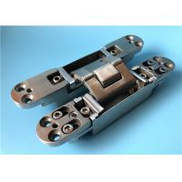 China Big Wooden Adjustable Door Hinges Casting SUS 304 Corrosion Resistance factory