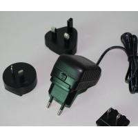 China 12V500mA interchanegle plug AC Adapter,switching adpater,CE/UL/FCC/RoHS/C-tick on sale