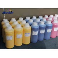 China DX5 Head Roland Printer Solvent Ink , Environmental Protection Eco Solvent Ink factory