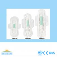 Buy cheap Napkin Care Negative Ion Sanitary Pads For Ladies Period With Good Absorption Soft Touch from Wholesalers
