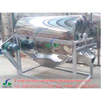 Buy cheap stainless steel fish meal cooling rotary trommel separator screens from Wholesalers