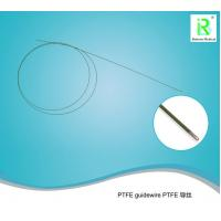 China Straight Tip PTFE Coated Guidewire Uniform Coating 150 Cm Optional Size factory