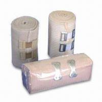 China Skin-colored Bandages for Sports Injuries, Made of Spandex, Cotton Threads and Elastic, Washable factory
