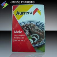 China Colorful Retort Pouch Packaging Bags , Three Side Seal Pouch For Food Packaging on sale