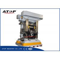 China PLC Control Reversible Rolling Mill , 750MM Four - Roll Aluminium Rolling Mill Machinery factory