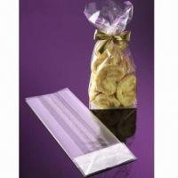 China 2013 Hot Sales BOPP Square Bottom Bag with Gusset for Snack Packaging factory