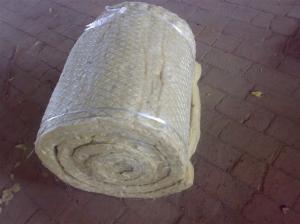 China rock wool blanket/mineral wool blanket factory