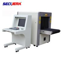 China Multi Energy X Ray Body Scanner 6550 For Transport Terminals / Prison Security Check factory