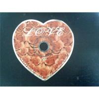 Buy cheap Heart Shape CD DVD Replication from Wholesalers