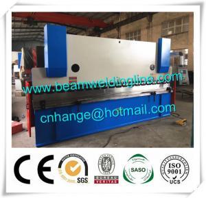 China Electro - Hydraulic CNC Press Brake , Automatic Sheet Metal Bending Machine factory