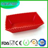 Buy cheap Silicone Dessert Cake Baking Candy Making Mold Cake Pans Bread Loaf Toast Mold from Wholesalers