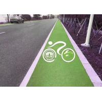 China Durable Bicycle / Synthetic Jogging Track Weatherable Commercial EPDM Crumb Rubber factory