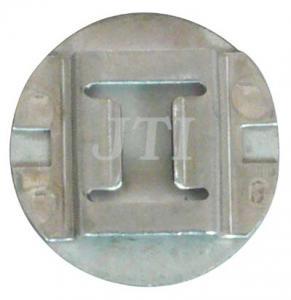 China Wholesale Zinc Automobile Rear View Windshield Mirror Mount Holder / Mirror Brackets J022 factory