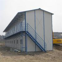 China K type ready made prefabricated house can be moved for 6 times factory