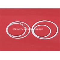 China PTFE Back Up Ring Supports Ring Hydraulic Seal For Excavator Custom Size on sale
