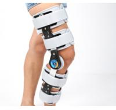 Medical Rom Knee Support / Orthopedic Hinge Knee Support Knee Protector/ Neoprene Leg