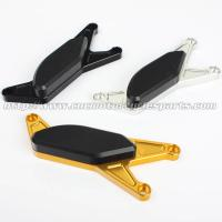 Buy cheap Custom Motorcycle Engine Sliders with Aluminum / POM material for Suzuki from wholesalers