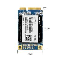 Buy cheap High Speed Q2 256gb mSATA Internal SSD 256M Cache For Notebook from Wholesalers