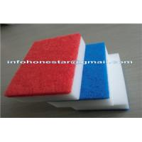 China Melamine Foam Scouring Pad factory