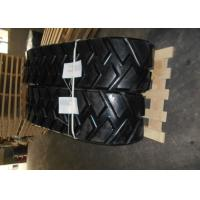 China CAT Replacement Asphalt Paver Rubber Tracks factory