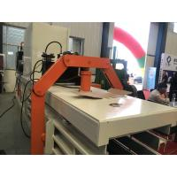 Quality Horizontal Full Automatic baler Machine for paper -making factory, waste for sale