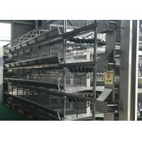 China High Performance Automatic Poultry Feeder System Convenient To Maintain factory
