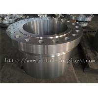 China Pressure Vessel Stainless Steel Flange PED Certificates F304 F304L ASTM / ASME-B16.5 factory