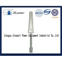 Buy cheap 25kV HDPE Pin Insulator Spindle , Power Line Accessories With Long Service Life from Wholesalers